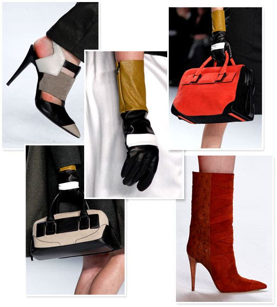 Narciso Rodriguez Accessories at NYFW