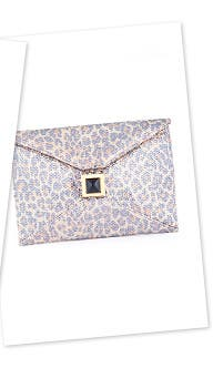 Kara Ross Rarr Clutch