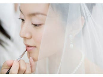 AOL Aisledash Wedding makeup Guide Rent the Runway