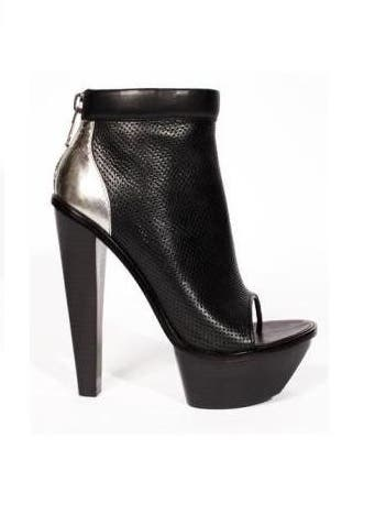 Alexander Wang Booties fashion rent the runway