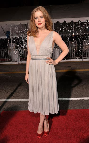Amy Adams Rent the Runway