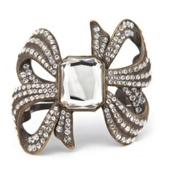 Badgley Mischka Big Bow Braccelet