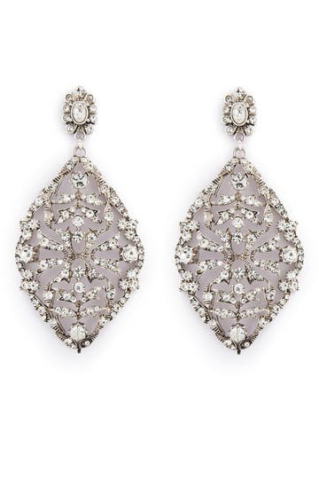 Badgley Mischka Showstopper Earrings