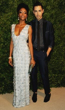 CFDA Christian Cota and YaYa DaCosta