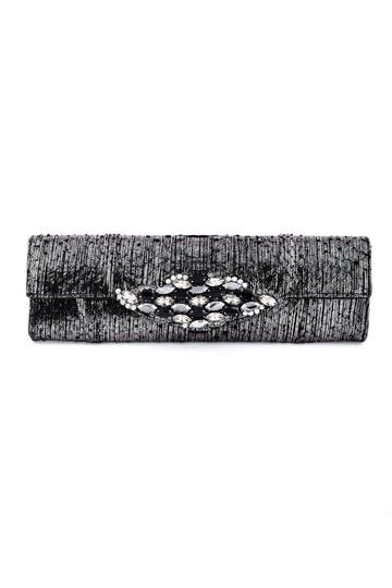 Carlos Falchi Love Torn Clutch