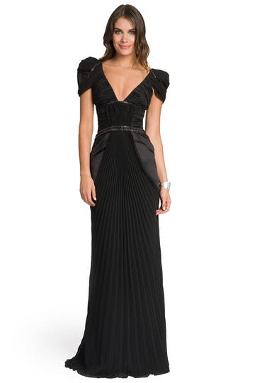 Carlos Miele Knock Em Dead Gown Rent the Runway
