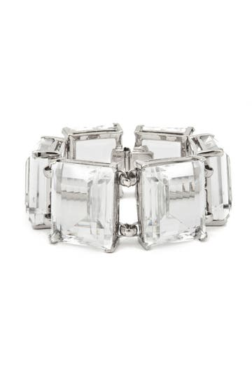 Ciner Craving Crystal Bracelet Rent the Runway
