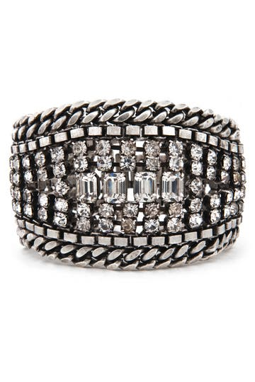 Dannijo Aroura Bracelet Rent the Runway