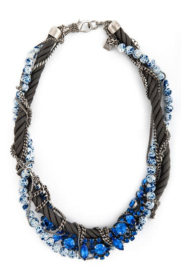 Dannijo Shiloh Necklace Rent the Runway