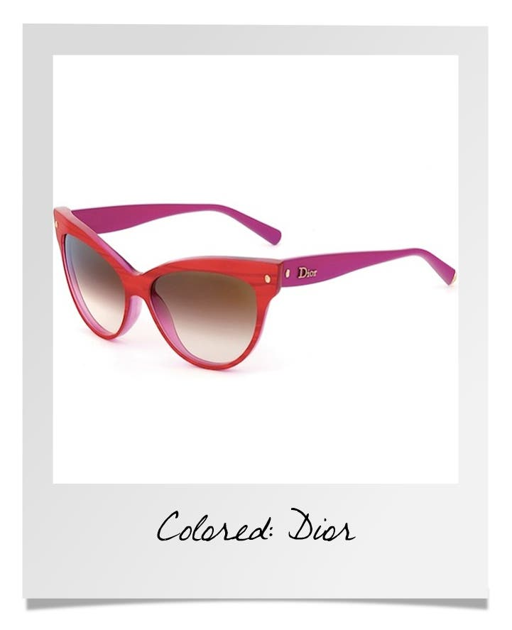 Dior Rent the Runway Sunglasses Shades