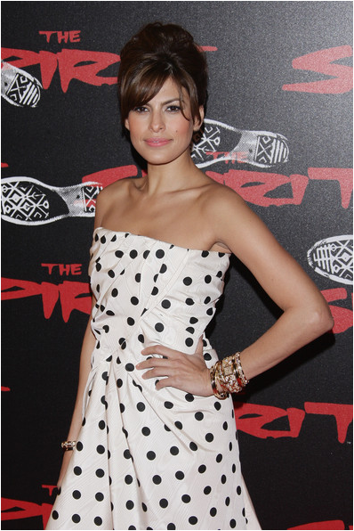 Eva Mendes Rent the Runway