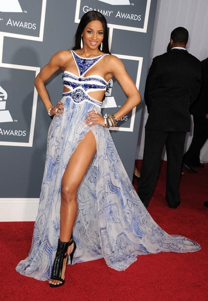 Grammys Ciara Rent the Runway