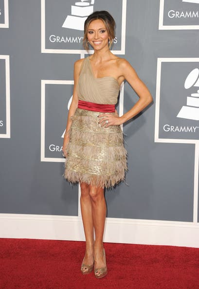 Grammys Guliana DePandi Rent the Runway