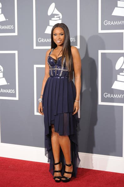 Grammys Jennifer Hudson Rent the Runway