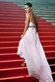 Halle Berry Red Carpet Rent the Runway