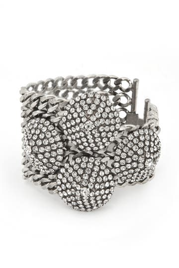 Janis Savitt 4-Disk Bracelet Rent the Runway