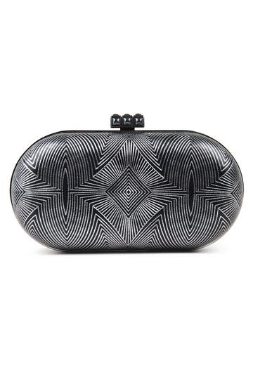Judith Leiber Dreamweaver Clutch Rent the Runway