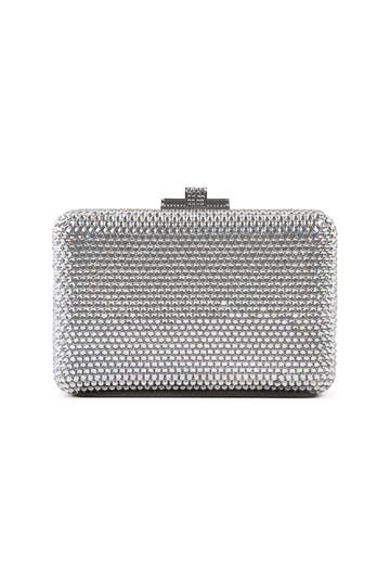 Judith Leiber Gimmie a Beat Clutch Rent the Runway