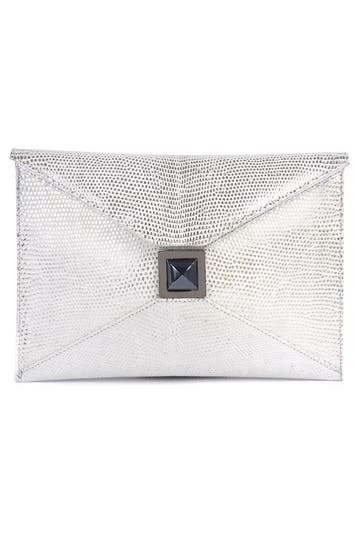 Kara Ross Snow Queen Clutch Rent the Runway
