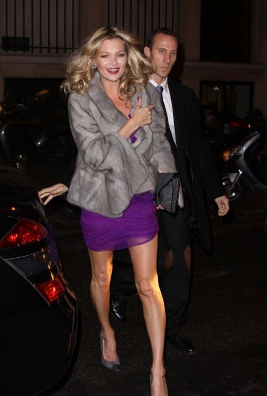 Kate Moss Rent the Runway