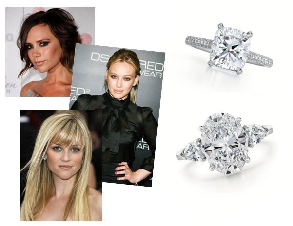 Engagement Rings Kwiat Rent the Runway Weddings