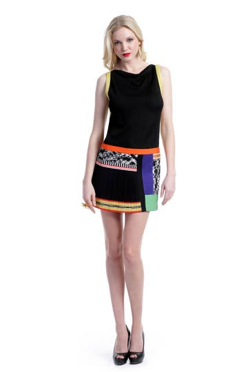 Missoni Crazed Colorblock Dress
