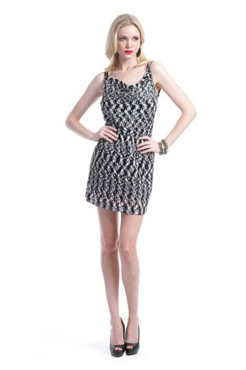 Missoni Speckled Mini Dress Rent the Runway