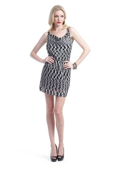 Missoni Speckled Mini Dress