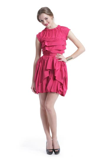 Nina Ricci Bashful Berry Dress
