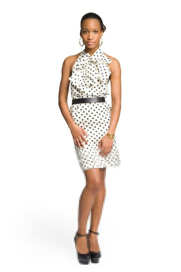 Prabal Gurung Polka Dot Perfection Dress Rent the Runway