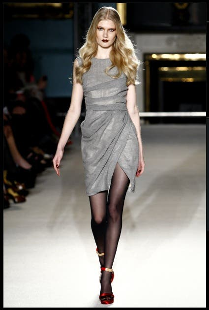 Roksanda Ilincic Rent the Runway London Fashion Week