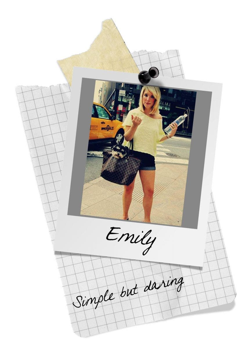Meet Our Stylists Emily Rent the Runway