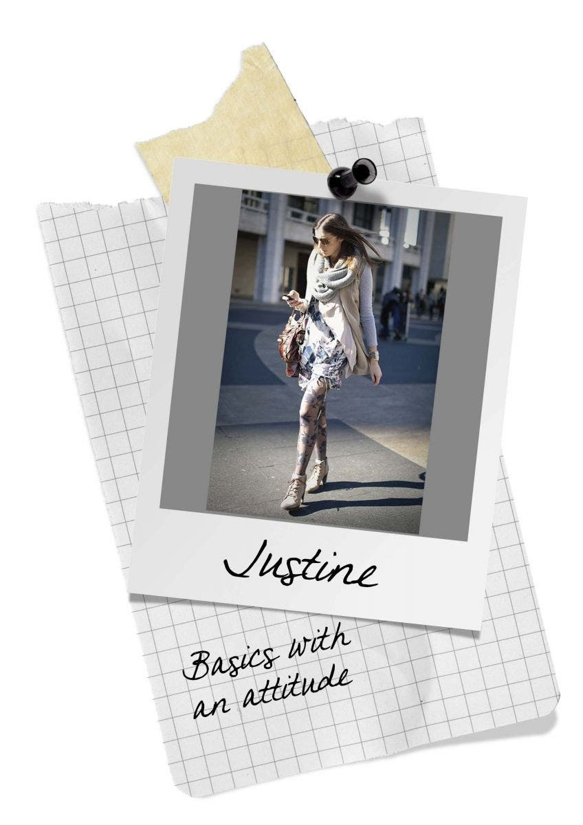 Meet Our Stylists Justine Rent the Runway