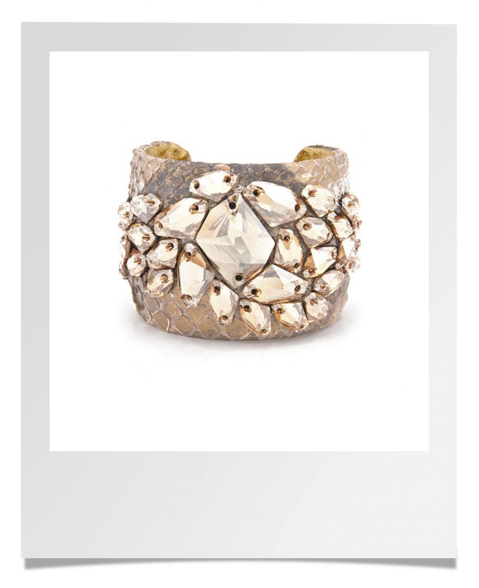 Ted Rossi Strut Your Stuff Cuff Rent the Runway