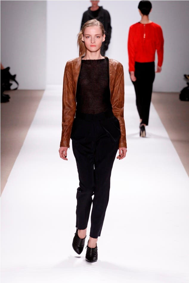 Yigal Azrouel Runway Look