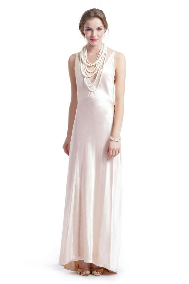 Narciso Rodriguez Roaring Twenties Gown