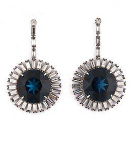 Janis Savitt Starburst Earrings