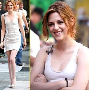 Kristen Stewart Today Show on Celebrity Chic  Kristen Stewart   Rent The Runway