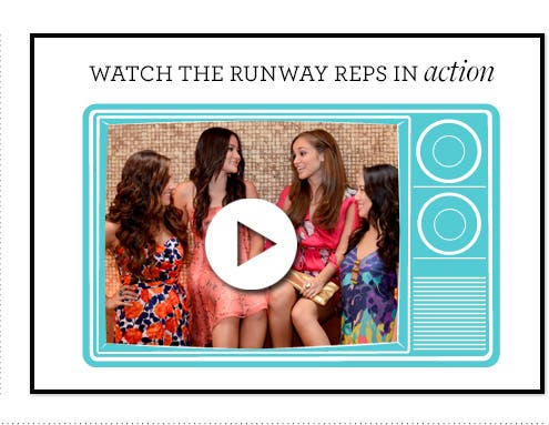 Become A Runway Rep