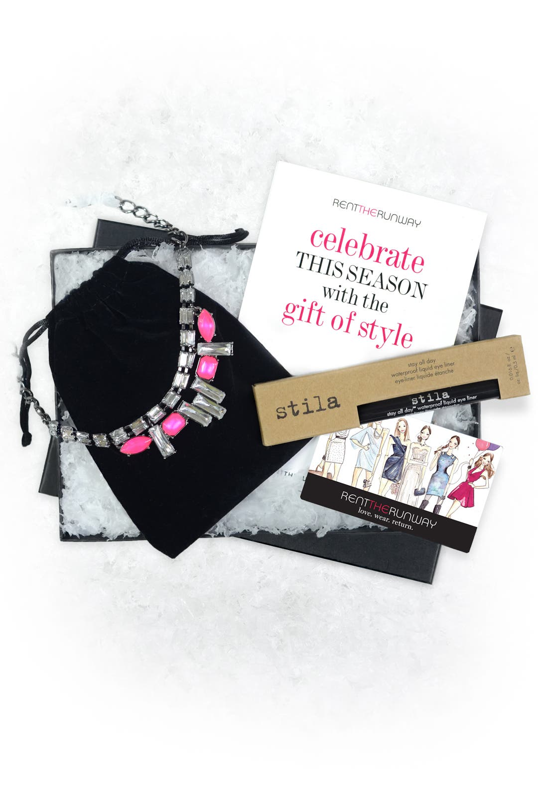 Glitz Up Gift Set by Rent the Runway