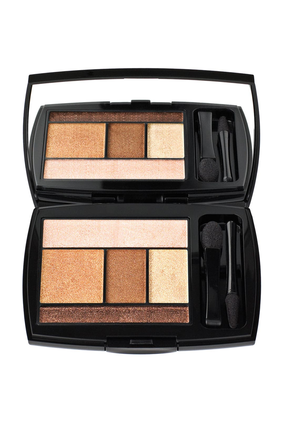 Bronze Amour Color Design 5 Shadow and Liner Palette by LANCÔME