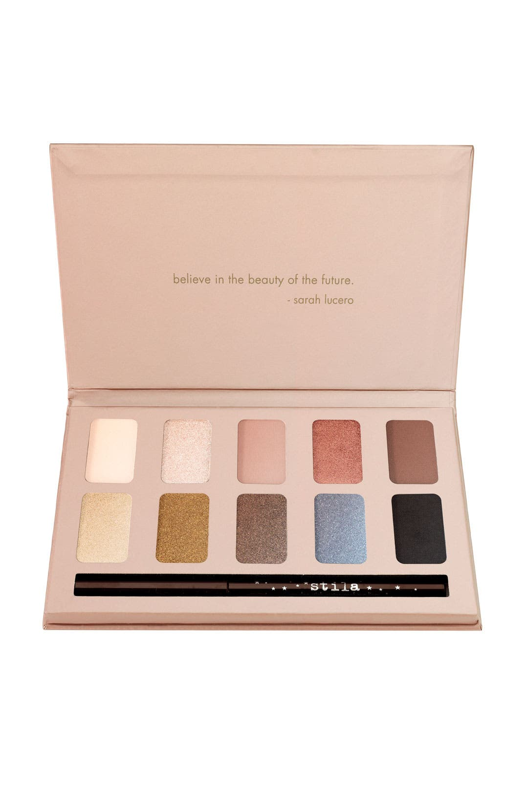 in the light eyeshadow palette by stila
