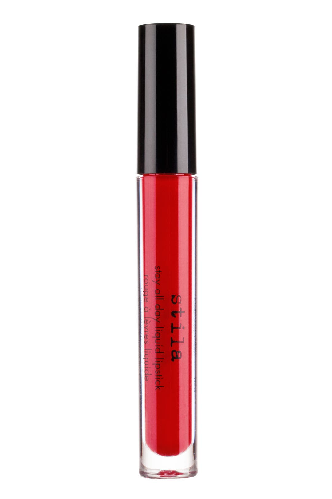 Stay All Day Liquid Lipstick in Fiery by stila