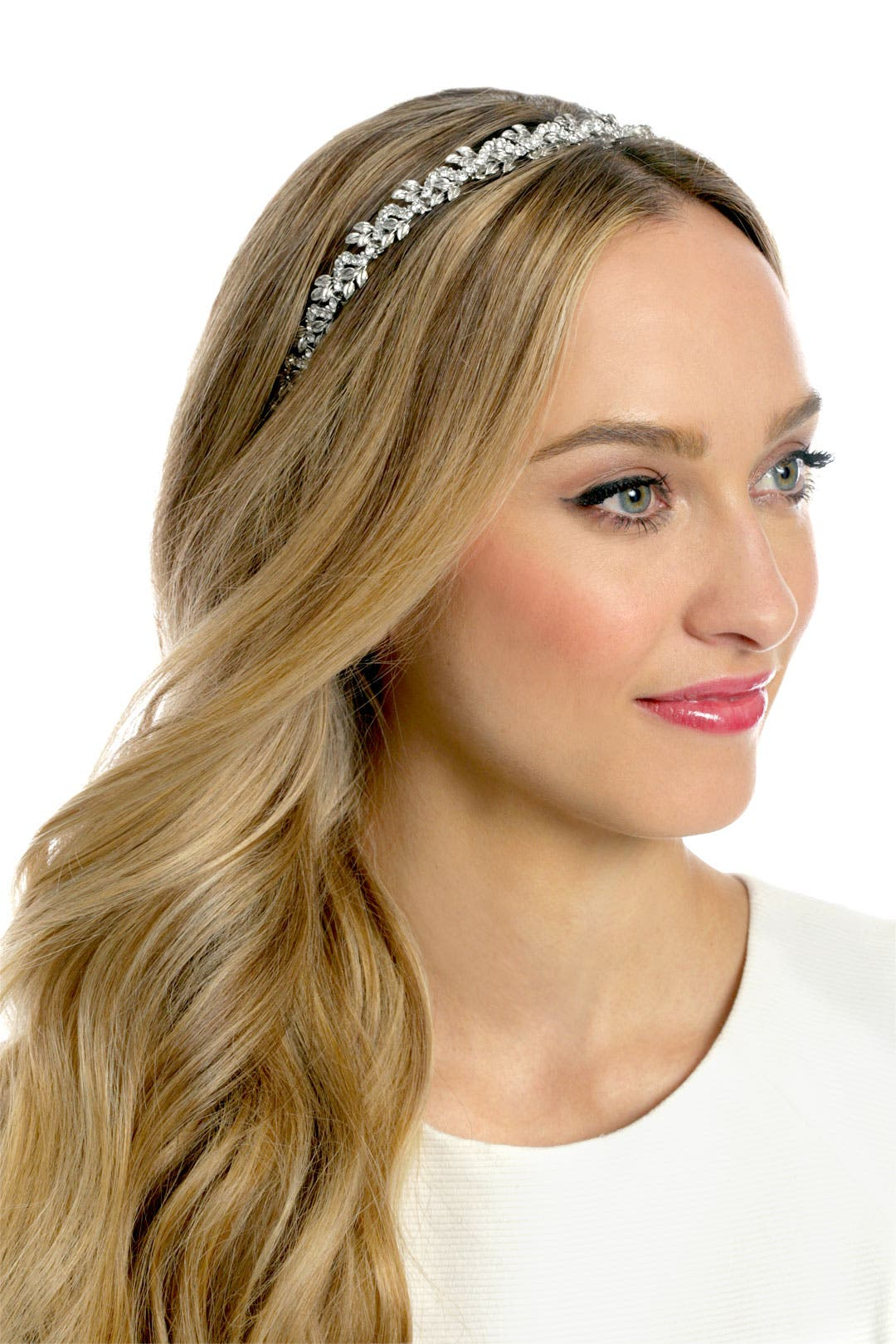He Is The One Headband by RTR Bridal Accessories