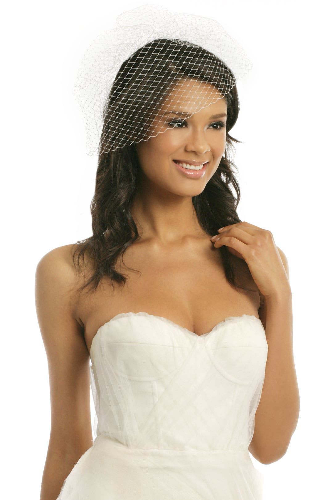 Birdcage Veil by RTR Bridal Accessories