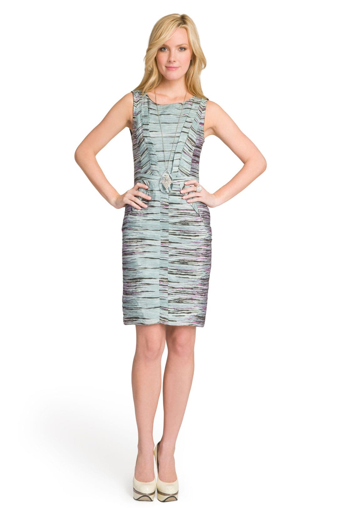 Zebra Sophisticate Dress by Brian Reyes