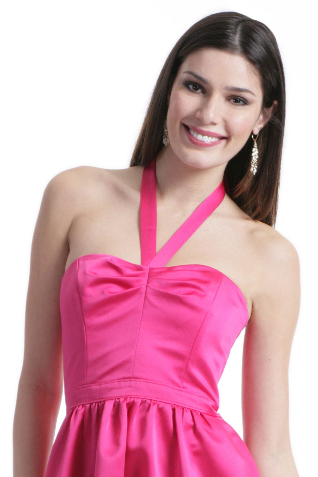 Fuchsia Halter Strap by Badgley Mischka Jewelry