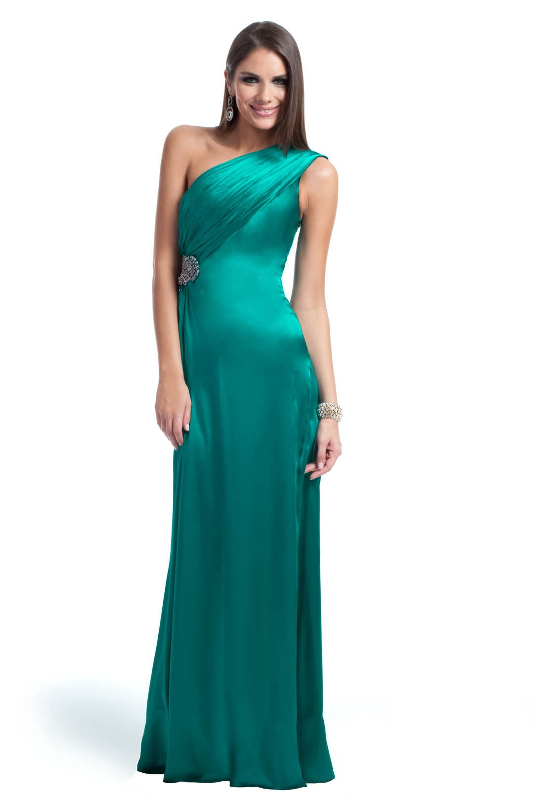 Gem of the Sea Gown by Carlos Miele