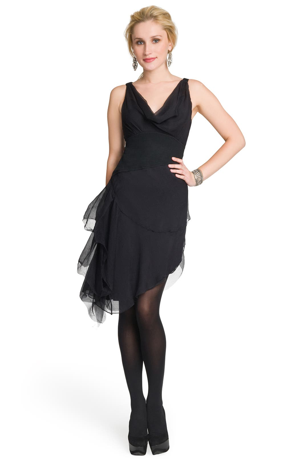 Black Bombshell Dress by Catherine Malandrino