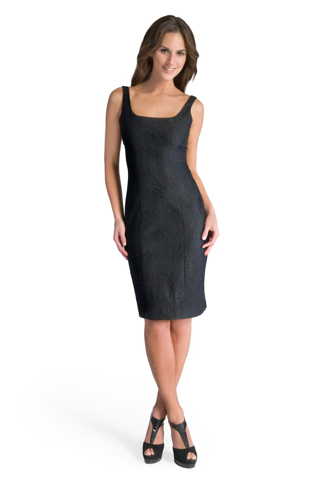 Stretch Lace LBD by Diane von Furstenberg